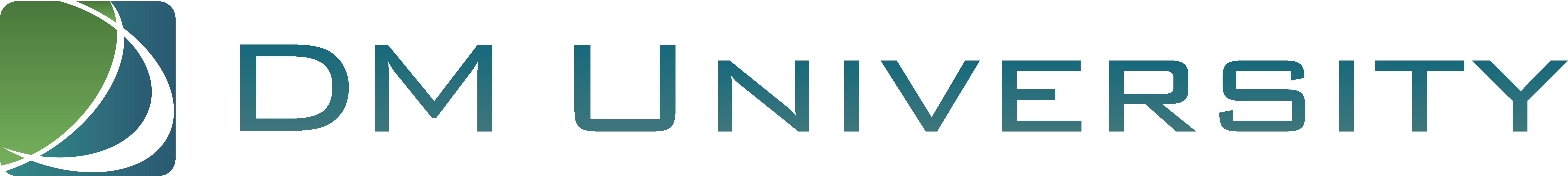 DM University Logo
