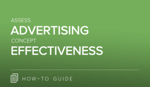 Assess Advertising Concept Effectiveness