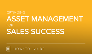 Optimizing Asset Management for Sales Success