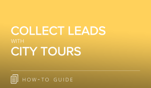 Collect Leads with City Tours