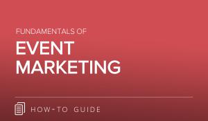 Fundamentals of Event Marketing