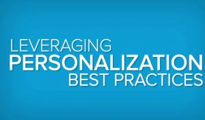 Personalization Trends Video Infographic