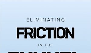 Eliminating Friction in the Marketing Funnel Infographic