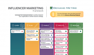 Influencer Marketing Framework