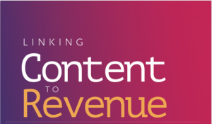 Linking Content to Revenue in Consulting Infographic