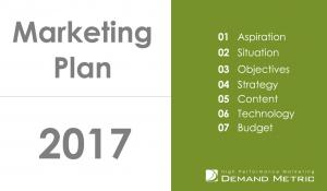 Marketing Plan Template 2017