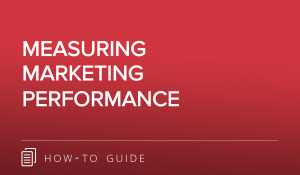Measuring Marketing Performance
