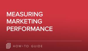 Measuring Marketing Performance