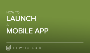 How to Launch a Mobile App Guide