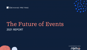 The Future of Events 2021
