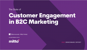 State of Customer Engagement in B2C Marketing