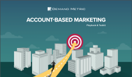 Account Based Marketing Playbook