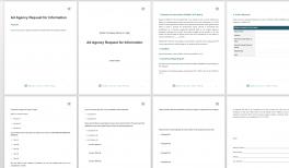 Advertisement Evaluation Matrix | Demand Metric