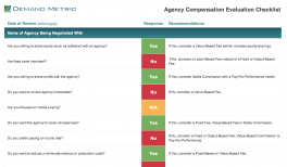 Media Planning and Buying Agency RFP Template | Demand Metric