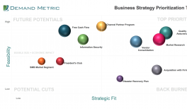 business strategy plan template demand metric