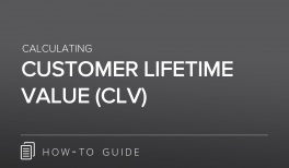 Calculating Customer Lifetime Value