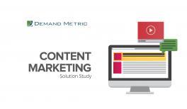 Web Content Management System RFP Template | Demand Metric