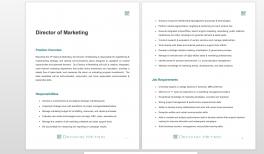 Marketing Coordinator Job Description | Marketing Coordinator Job Description Demand Metric