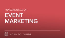 Fundamentals of Event Marketing