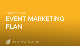Executing an Event Marketing Plan