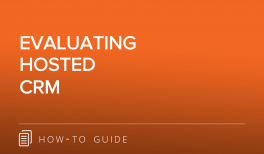 Evaluating Hosted CRM