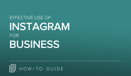 Effective Use of Instagram for Business