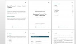 marketing research proposal sample