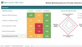Mobile Marketing RFP Template | Demand Metric