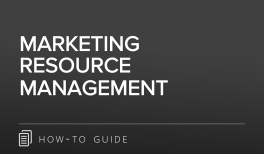 Marketing Resource Management