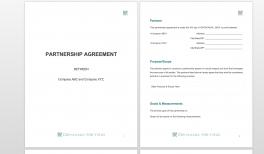 Referral Partnership Agreement Demand Metric