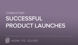 Conducting Successful Product Launches