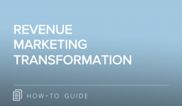 Revenue Marketing Transformation