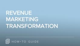 Revenue Marketing Transformation