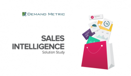 Sales Intelligence Solution Study