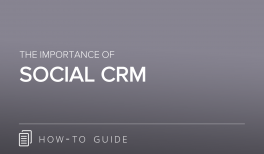 The Importance of Social CRM