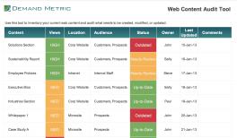 Website Design RFP Template | Demand Metric