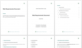Website Design Rfp Template Demand Metric