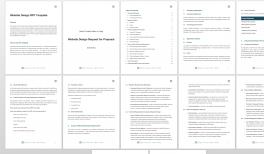 Web Requirements Document Demand Metric