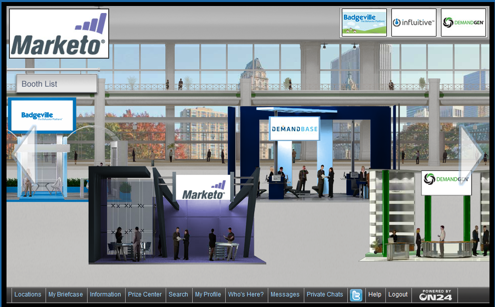 Marketo-Virtual-Event-Lobby